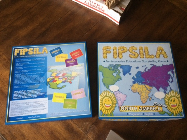 Fipsila Game