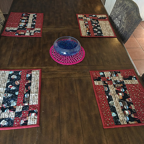 Fipsila Placemats