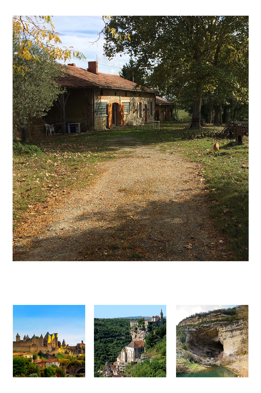Domaine de Fipsila & Nearby Tourist Attractions